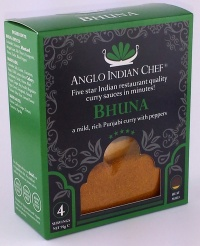 Anglo Indian Chef curry pack: Bhuna